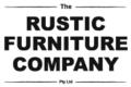 The Rustic Furniture Company Logo